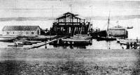 Саратовский яхт-клуб постройки 1880 г