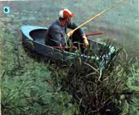 Секционная лодка «Малютка» из легкого сплава