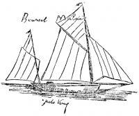 «Сен-Мишель» — рисунок Жюля Верна