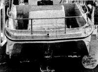 Серийный катер фирмы «Копланд Боутс»