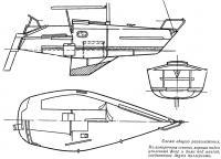 Схема общего расположения «Пан Дюик 600»