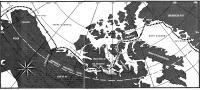 Схема полярной части пути Вилли де Рооса