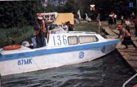 Шестиместный катер «ЛМ4-87М»