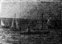 Снимок момента гонок