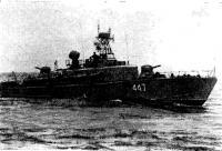 Современный торпедный катер