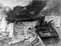 Спасение десантников экипажем «ПГ-117»