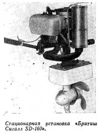 Стационарная установка «Бритиш Сигалл SD-160»