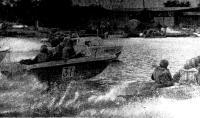 Старт судов класса Т-1000 в гонке на эффективность