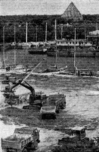 Стройка в гавани