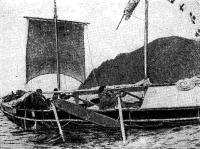 «Св. Брендан» Северина выходит в плавание