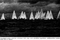 Таллинский залив — известное место проведения крупнейших международных соревнований