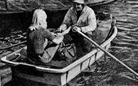 «Терхи-240» — удачный пример универсальной автомобильной лодки