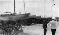 Территория яхт-клуба №33