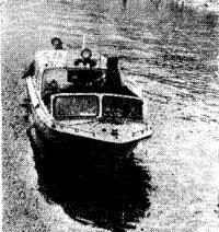 Типичная «нестандартная» лодка