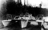 Типичный крейсерский тримаран «10-метрового класса»