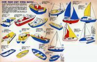 Типы прогулочно-туристских судов