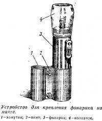 Топовый фонарь для мотолодки