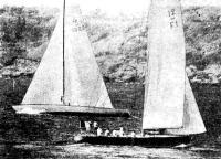 Тренировка двух французских экипажей