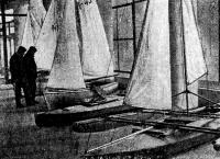 Тримаран на базе серийного «Салюта»