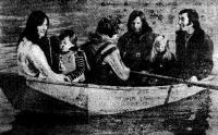Тузик «Джек Шпрот» с пятью пассажирами