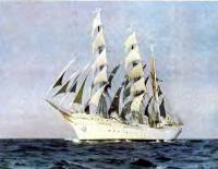 Учебное парусное судно «Товарищ»