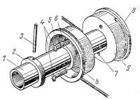 Усовершенствование рулевой проводки