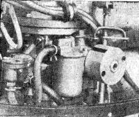 Установка насадки на моторе