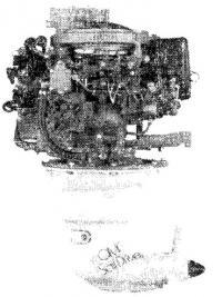 Установка «Зефир»-«ОМС» с двухтактным бензиновым двигателем