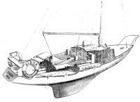 Устройство крейсерской яхты