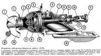 Устройство водометного движителя модели «121С»