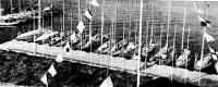 В гавани Центрального республиканского яхт-клуба в г. Клайпеде