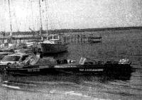 В гавани яхт-клуба «Север»