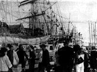 В праздничном Осло во время Операции Парус