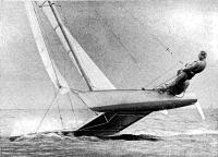 В. Я. Потапов — чемпион мира 1980 года в классе «Торнадо»