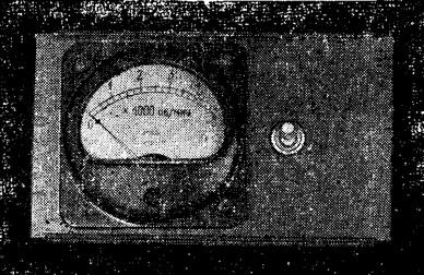 Внешний вид электронного тахометра