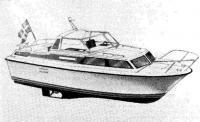 Внешний вид катера «Максим»