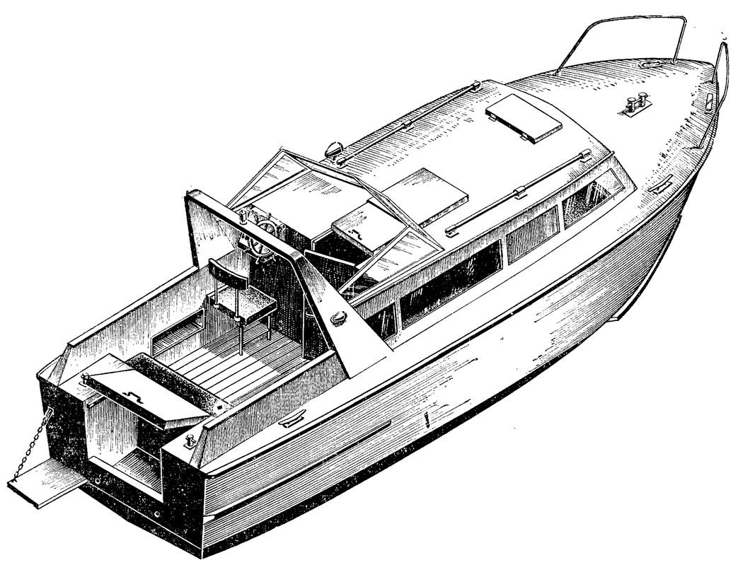 стрелецкий как построить лодку для отдыха и рыбалки