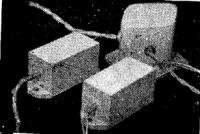 Внешний вид модулей и трансформатора Тр1