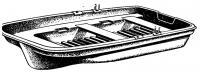 Внешний вид универсальной пластмассовой лодки «П-240»