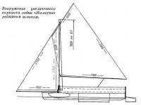 Вооружение увеличенного варианта лодки «Малютка» рейковым шлюпом