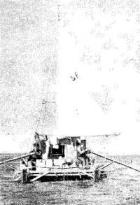 Выход в Карское море