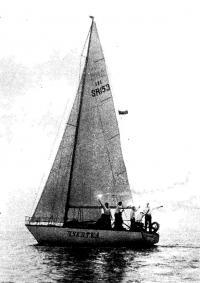 Яхта «Чукотка»