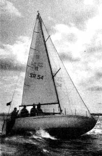 Яхта «Эрос» (типа «Таурус») — победитель в группе III