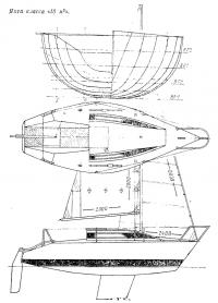 Яхта класса «18 м2»