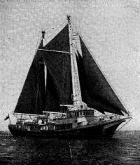 Яхта «Мазурка»
