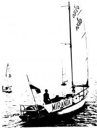 Яхта «Миранда»