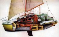 Яхта «Морской кот»