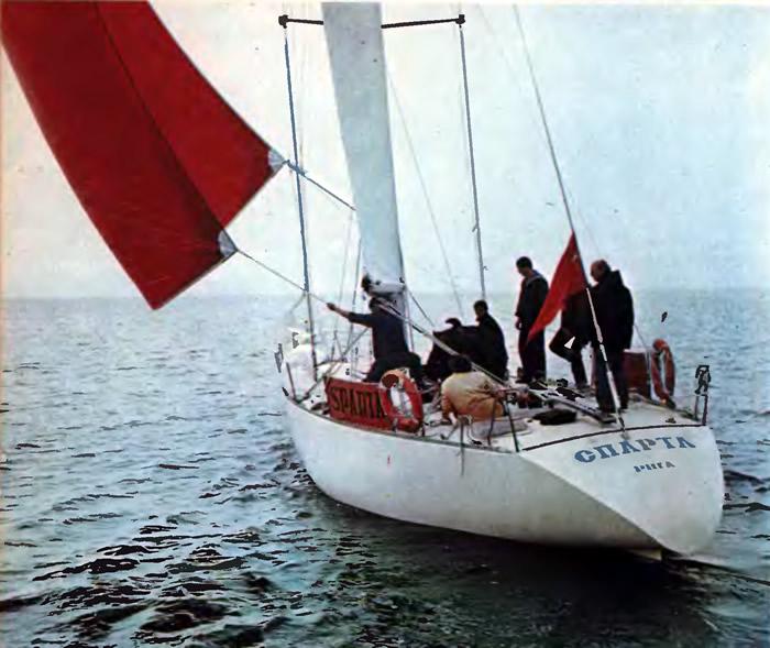 Яхта «Спарта»
