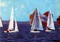 Яхтсмены готовятся к старту