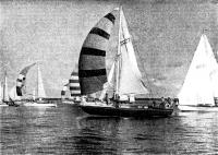Яхты готовятся к Регате Дружбы